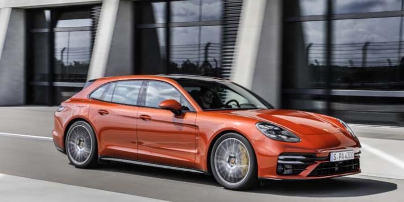 Yenilenen Porsche Panamera Aralık ayında geliyor