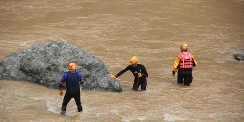 AFAD'dan Giresun açıklaması: Kayıpları arama çalışmaları devam ediyor