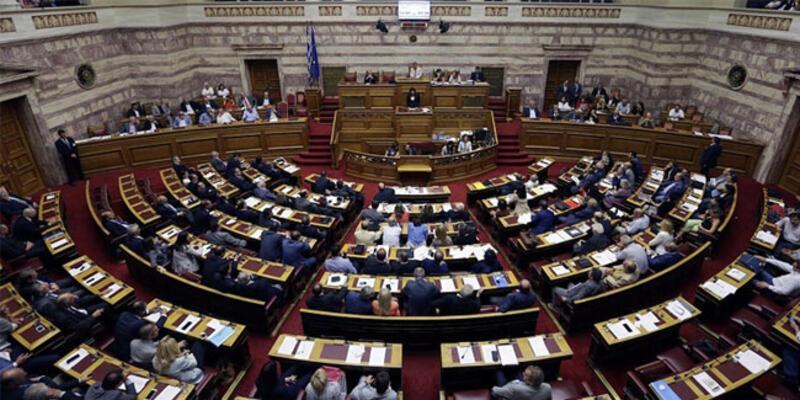 Yunanistan Parlamentosu'ndan skandal anlaşmaya onay