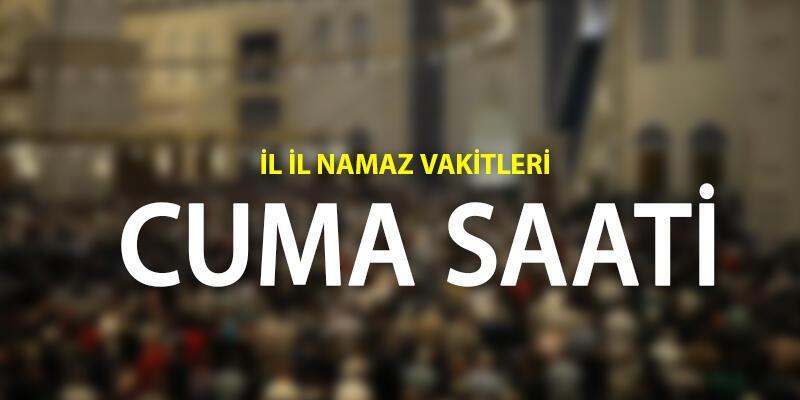 CUMA NAMAZI SAATİ | Bugün İstanbul cuma namazı kaçta, 25 Haziran cuma vakti ne zaman?