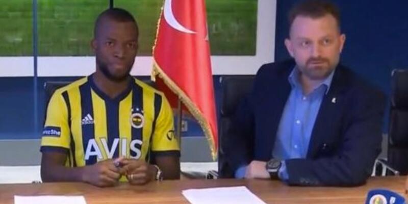 Enner Valencia Fenerbahçe'de