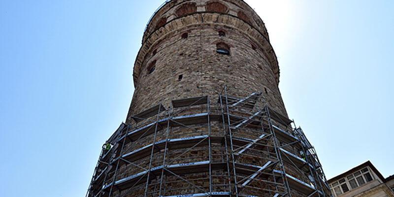 Galata Kulesi'ndeki restorasyona soruşturma