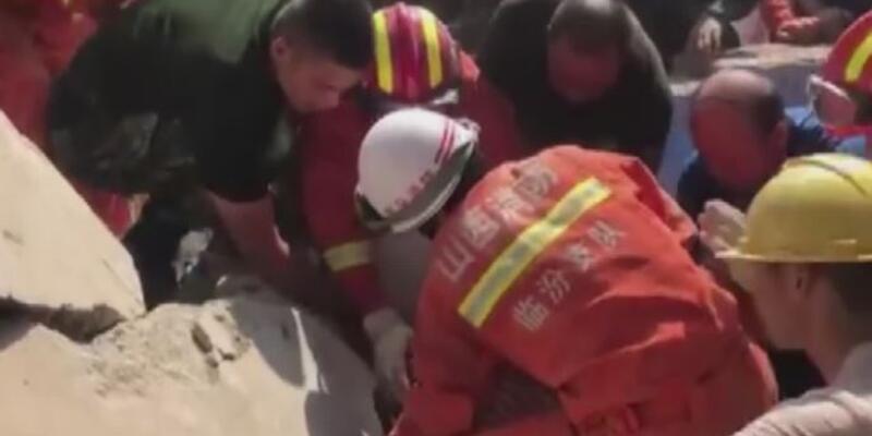 Son dakika.. Çin'de restoran çöktü: 17 ölü
