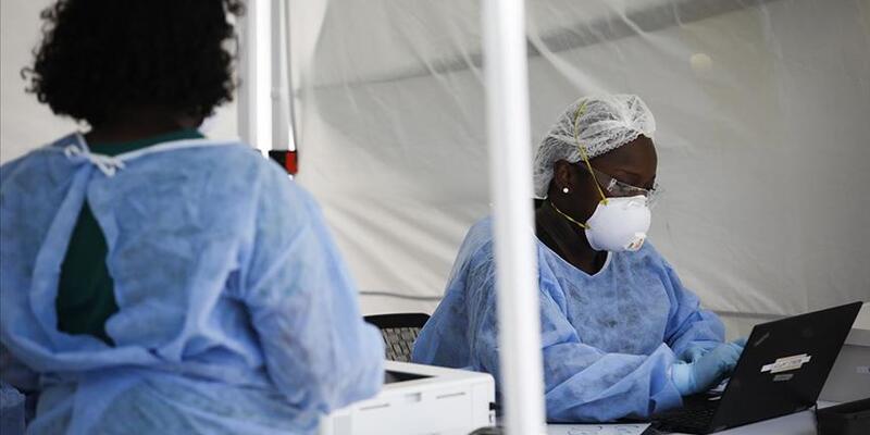Son dakika... ABD'de koronavirüs nedeniyle son 24 saatte 1059 ölüm