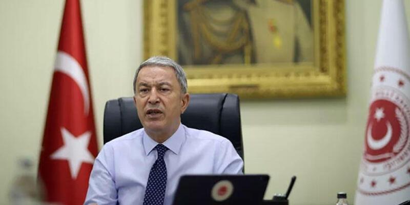 Milli Savunma Bakanı Akar'dan 30 Ağustos Zafer Bayramı mesajı