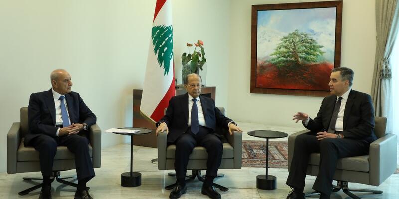 Lübnan'da hükümeti kurma görevi için Mustafa Edib önerildi