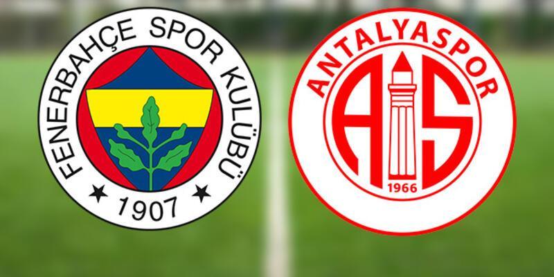 Fenerbahçe Antalyaspor hazırlık maçı hangi kanalda, saat kaçta canlı izlenecek?