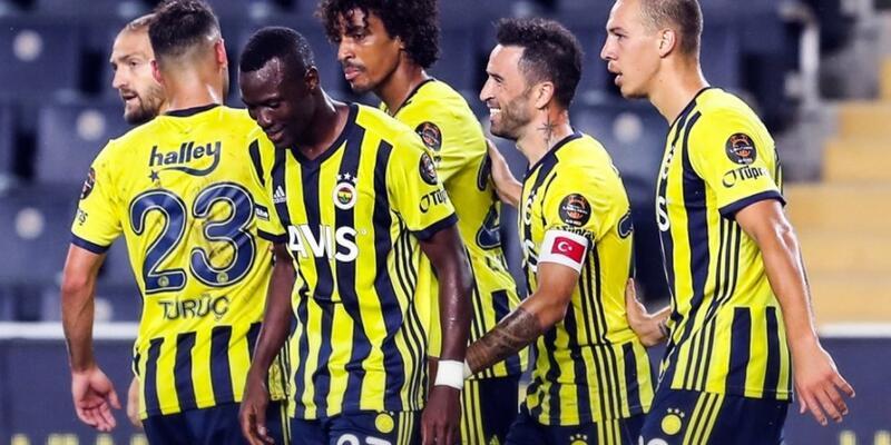 Fenerbahçe 4-0 Antalyaspor MAÇ ÖZETİ