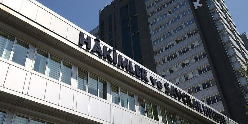 """HSK'dan """"yargı alanı değişikliği"""" kararı"""