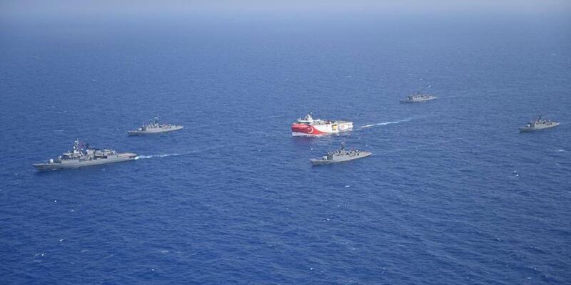 Son dakika... ABD Dışişleri Bakanı Pompeo'dan 'Doğu Akdeniz' açıklaması