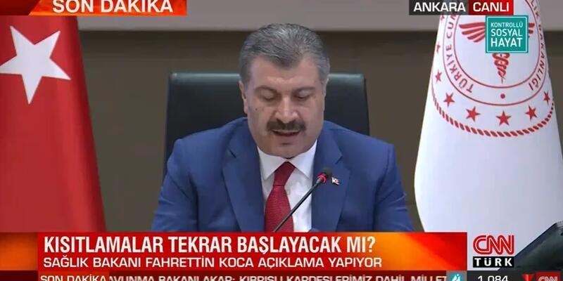 Ankara vaka sayısı kaç? Ankara istanbul vaka sayısı! Konya Bilecik İzmir Bursa Kayseri korona vaka sayıları kaç? Ankara koronavirüs vakaları