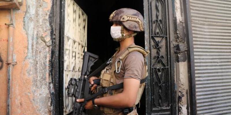Son dakika.. Gaziantep'te, 655 polisle 12 saat sürecek dev operasyon başladı
