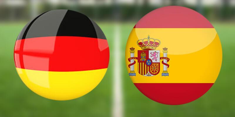 Almanya İspanya UEFA Uluslar Ligi maçı hangi kanalda, saat kaçta canlı izlenecek?