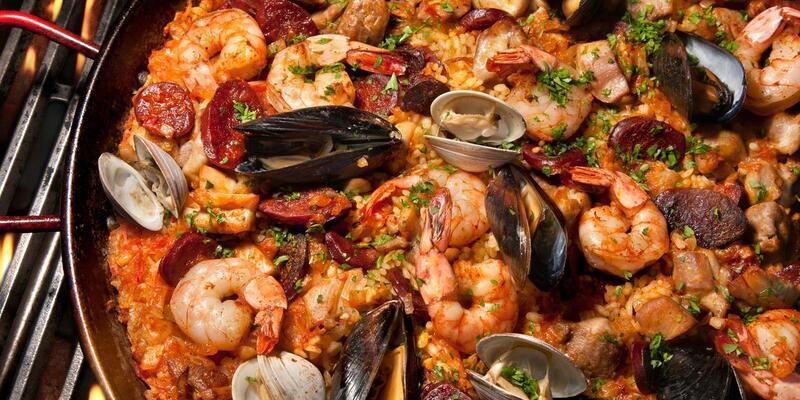 Paella nedir? Paella hangi ülkenin yemeği? Lezzetli paella nasıl yapılır tarifi!
