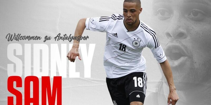Sidney Sam Antalyaspor'da
