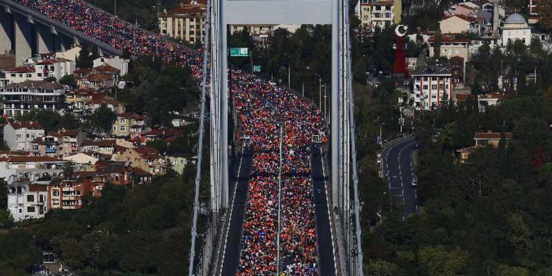 Vodafone İstanbul Yarı Maratonu, 20 Eylül Pazar günü koşulacak