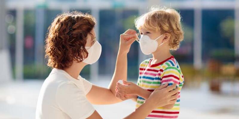 Koronavirüsün çocuklara etkileri