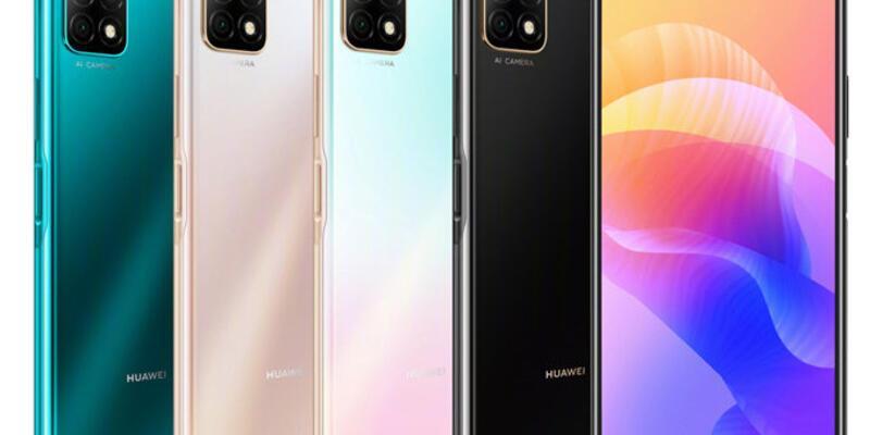250 dolarlık yeni telefonu Huawei Enjoy 20'yi tanıttı