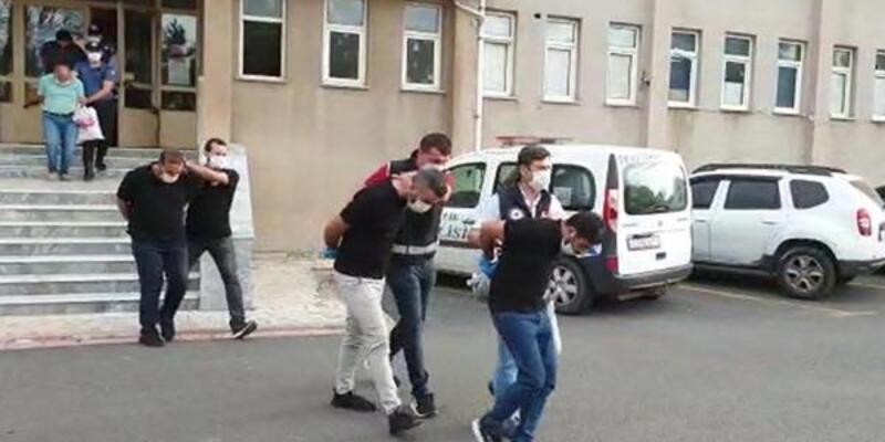 Son dakika.. Tekirdağ'da suç örgütü operasyonu: 6 tutuklama