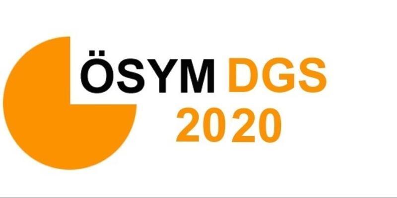 ÖSYM DGS tercih ücreti var mı? 2020 DGS tercihleri için son gün ne zaman?