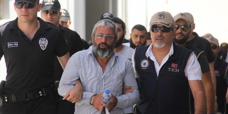 Son dakika... DEAŞ'ın sözde Türkiye emiri pozitif çıktı, 2 polis karantinada