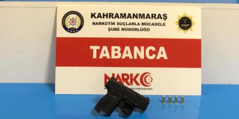 Kahramanmaraş'ta uyuşturucuya 10 tutuklama