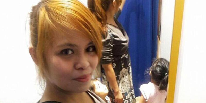 Filipinli anne ve çocukları İstanbul'da bulundu