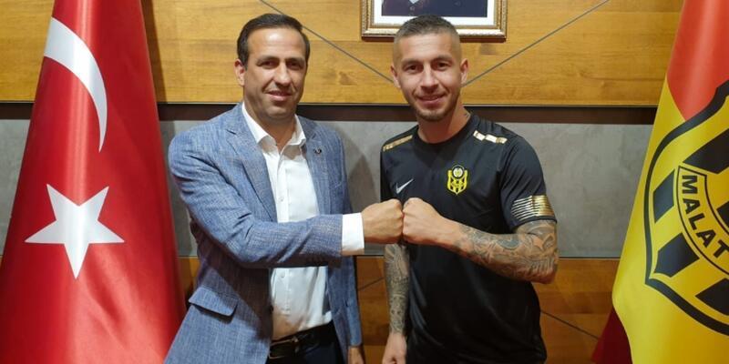 Adem Büyük Yeni Malatyaspor'a döndü