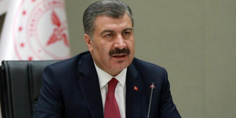 Sağlık Bakanı Koca'dan Merve Mercan paylaşımı