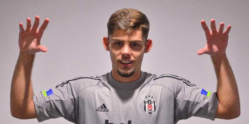 Son dakika... Beşiktaş'ın yeni transferi Trabzonspor maçında yok!