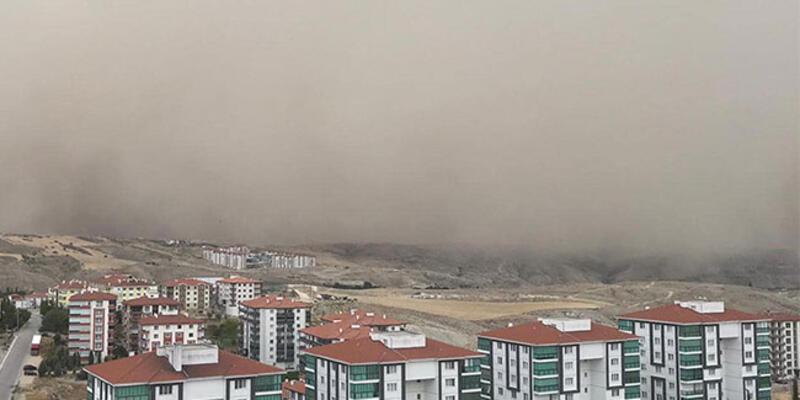 Son dakika haberi... Ankara'dan sonra Kırıkkale! Meteoroloji'den uyarı