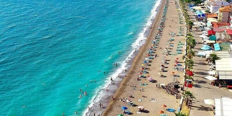 Çalış Plajı Nerede? Çalış Plajı Ücretli Mi? Nasıl Gidilir?