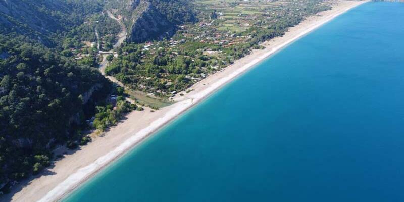 Patara Plajı Nerede? Patara Plajı Ücretli Mi? Nasıl Gidilir?