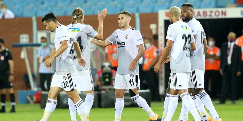 Beşiktaş Süper Lig'e 3 golle başladı