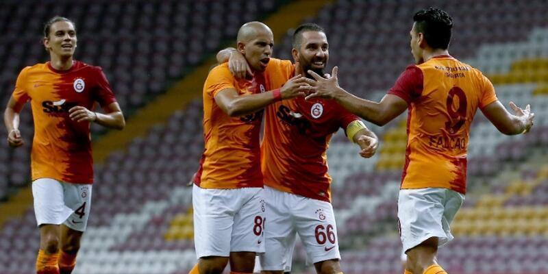 Neftçi Bakü-Galatasaray maçı D-Smart'ta
