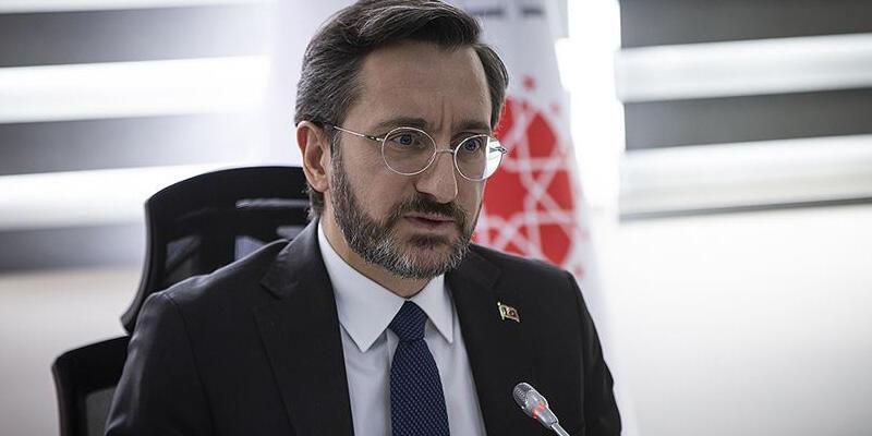 Son dakika! İletişim Başkanı Altun, Kızılay'a yapılan saldırıyı lanetledi