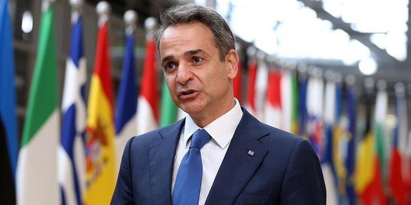 """Son dakika... Yunanistan Başbakanı Miçotakis: """"Türkiye ile görüşmeye hazırız"""""""