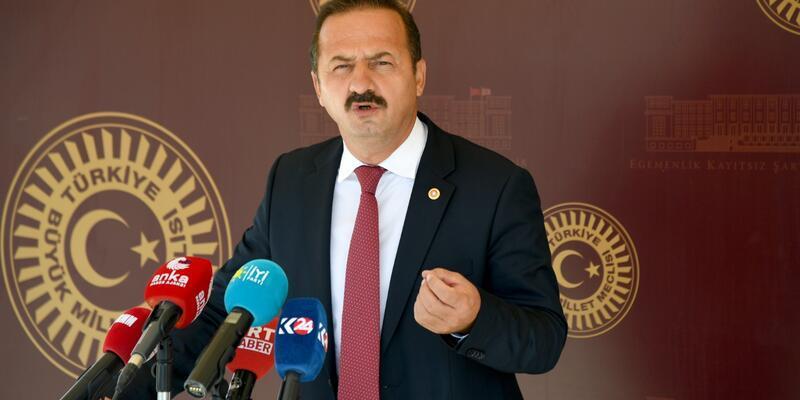 Son dakika... İYİ Partili Ağıralioğlu:Ege'de, Akdeniz'de bir adım geri atmamalıyız