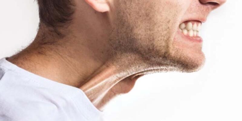 Stres yapmak diş sıkmaya sebep oluyor