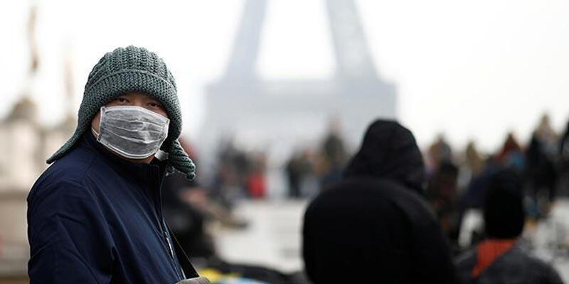 Fransa'da son 24 saatte 7 bin 852 yeni koronavirüs vakası