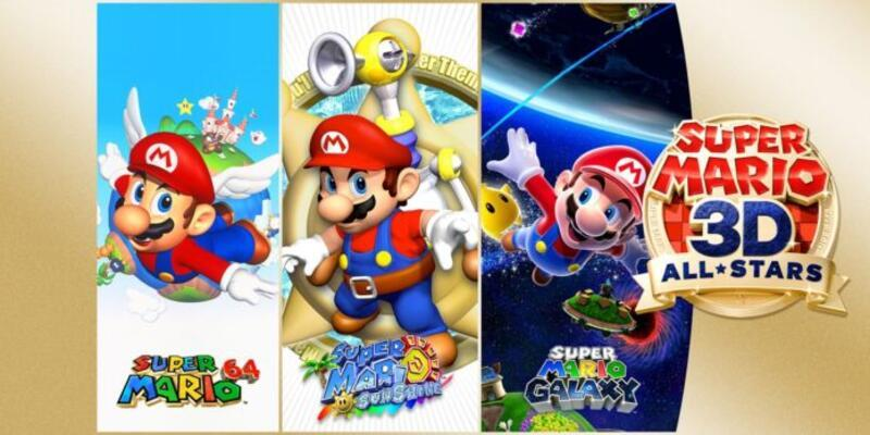 Super Mario 3D All-Stars çok yakında geliyor