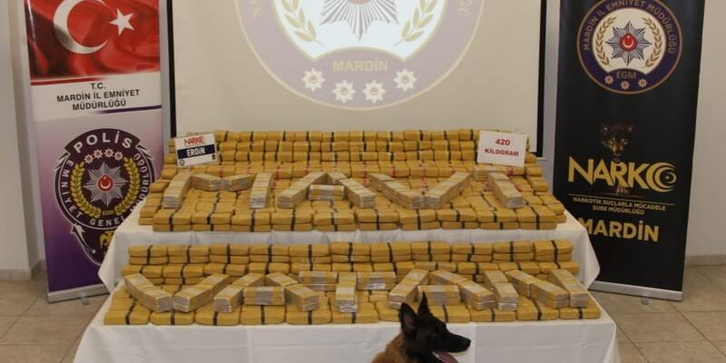 Uyuşturucu satıcılarına geçit yok! Dev operasyon