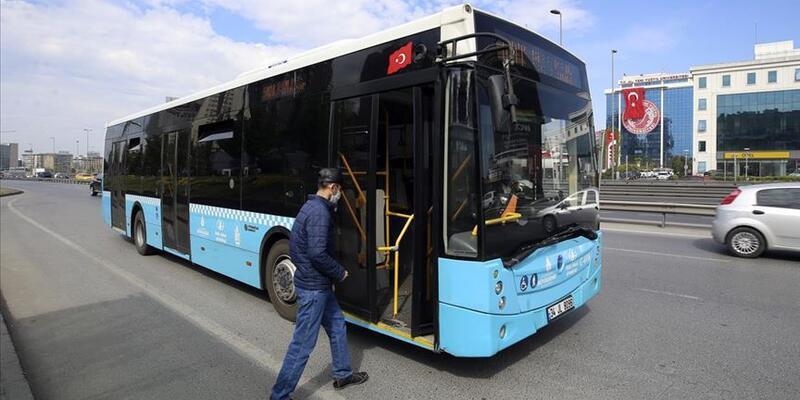Son dakika... Toplu taşıma araçlarının camlarındakoronavirüs riski
