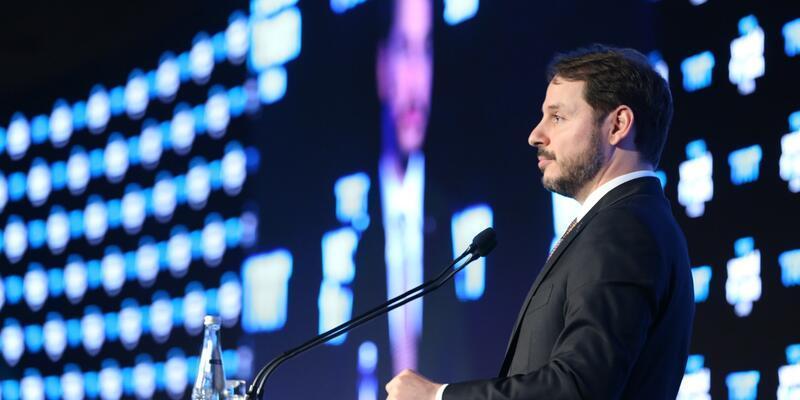 Son dakika... Bakan Albayrak: Türk Reasürans A.Ş.'nin ilk yılını tebrik ediyorum