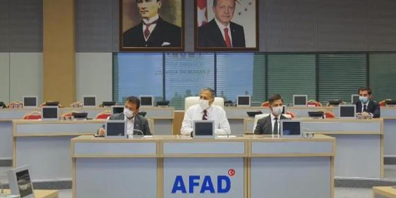 İstanbul'da kademeli mesai toplantısı