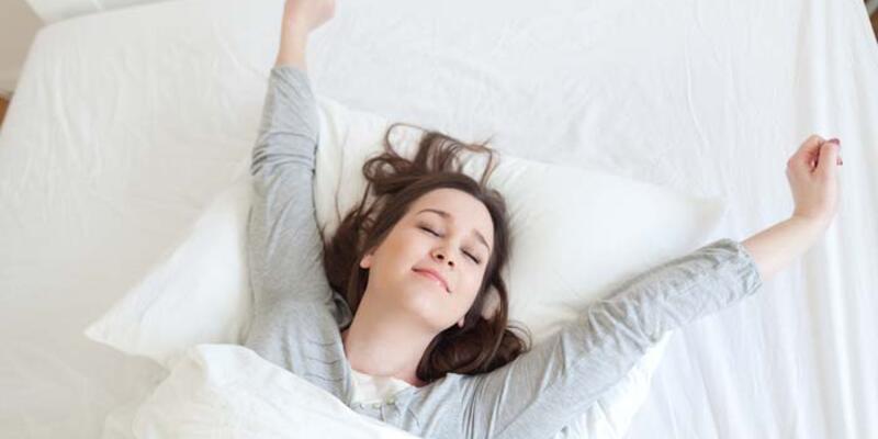 İyi bir uyku için bu önerilere dikkat