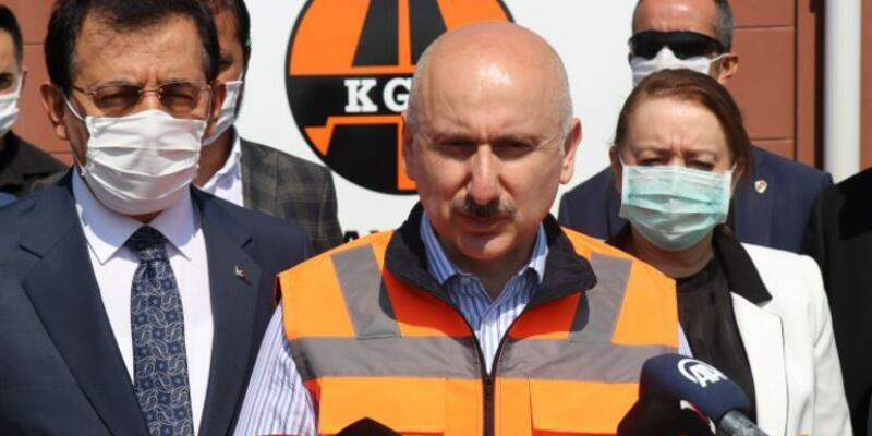 Son dakika haberleri.. Bakan Karaismailoğlu, Bolu'da incelemelerde bulundu