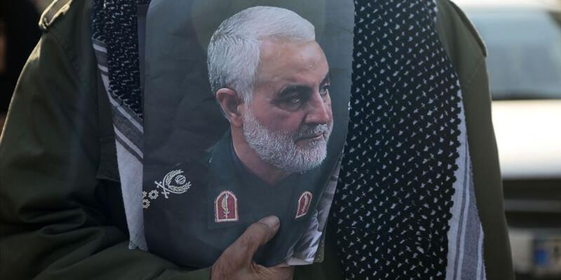 Son dakika.. İran'dan ABD'ye Süleymani tehdidi