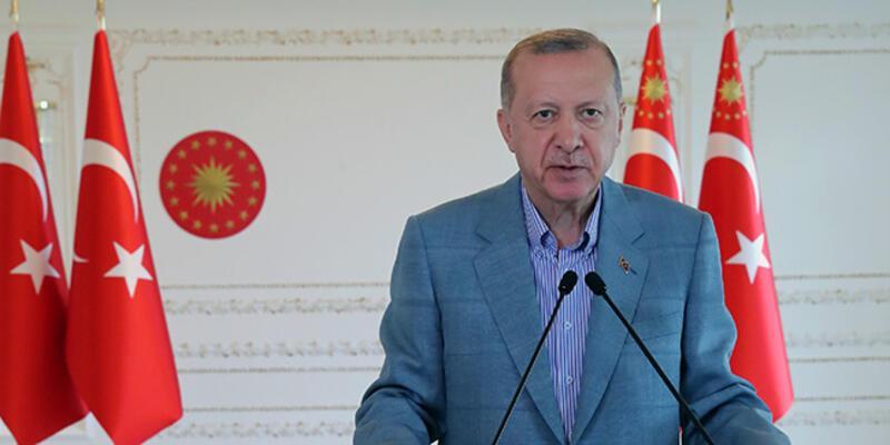 Son dakika... Cumhurbaşkanı Erdoğan: Asırlık uyanışımızı önlemeye çalışıyorlar   Video