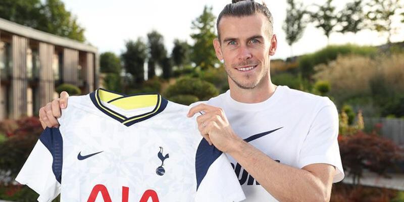 Son dakika... Gareth Bale resmen Tottenham'da!